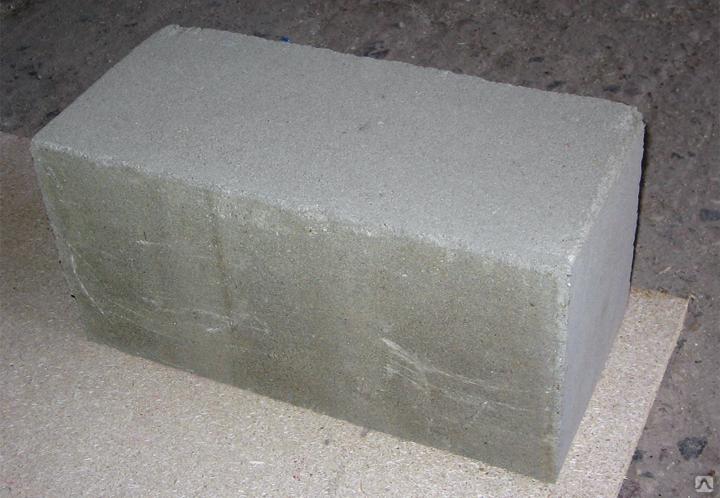 цена фундаментного блока 20х20х40