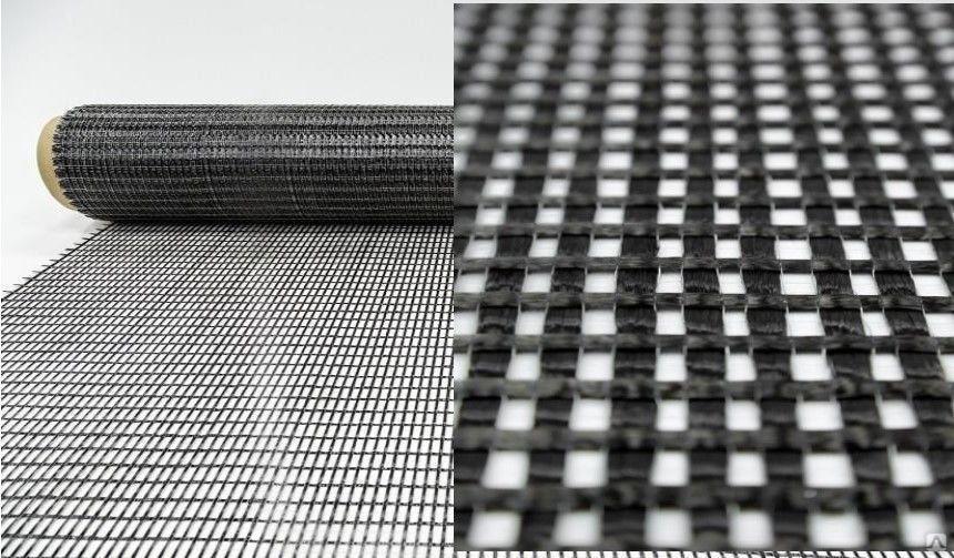 сетка из углеродного волокна