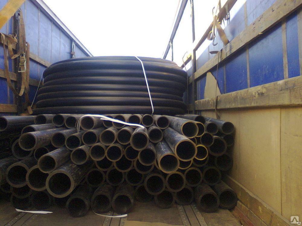 Труба полиэтиленовая ПНД под кабель ду 75*5,6 в Сургуте
