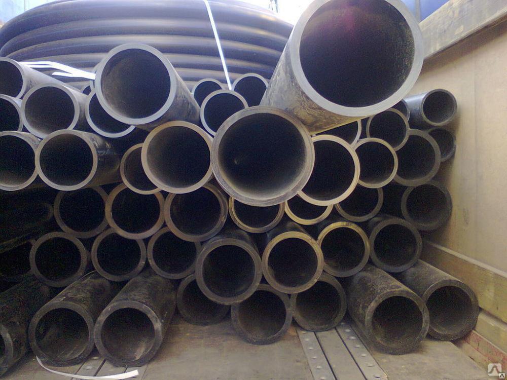 Труба водопроводная ПЭ 100 SDR 11 200*18,2 купить в Сургуте